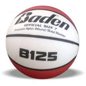Balón de Baloncesto Baden Deluxe Rubber B125