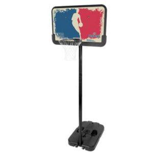 Canasta NBA Logoman Portable Spalding
