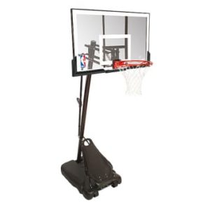 Canasta NBA Gold Portable Spalding